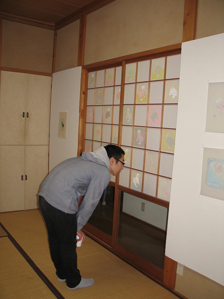 Ausstellung Itsukaichi, Juhi Kasavo