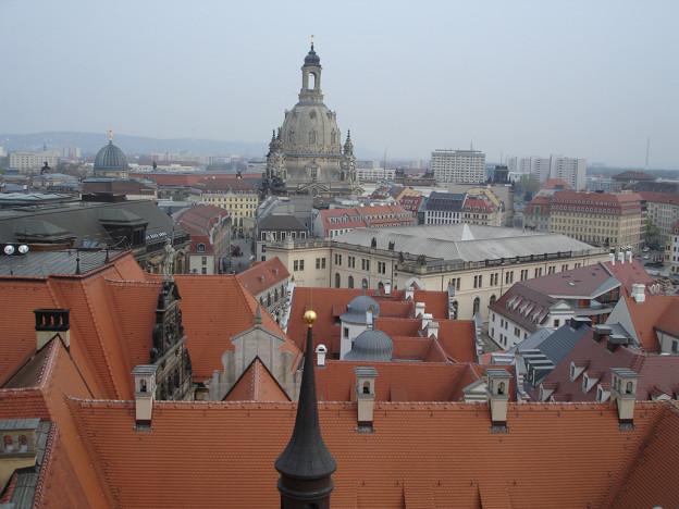Graalmann Stadtansicht Dresden